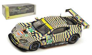 Spark S4666 Aston Martin Vantage Art Voiture # 97 Lmgte Pro Le Mans 2015 Échelle 1/43 9580006946669