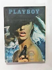 Playboy Magazine-november 1965-pat Russo