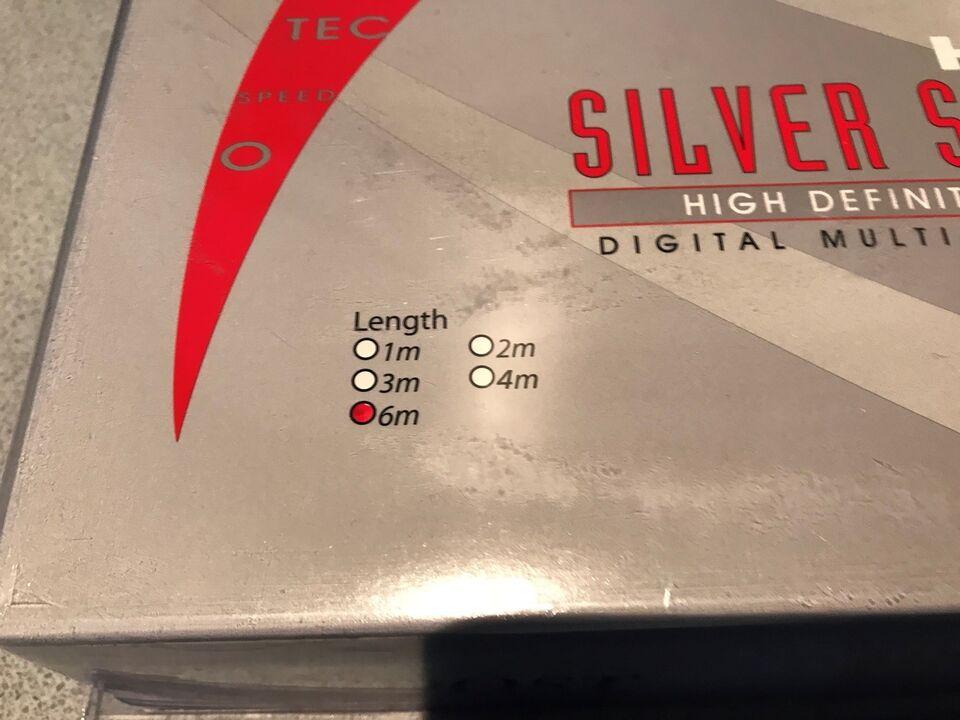 Hdmi kabel, Nordost silver screen, Perfekt