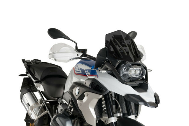 PUIG WINDSHIELD SPORT BMW R1250 GS HP 18-20 DARK SMOKE