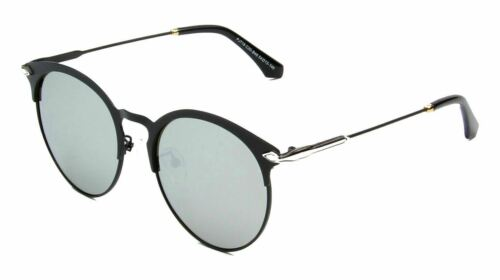 VINTAGE RETRO Men Women Glasses ROUND Metal Frame Gradient Sunglasses Eyewear