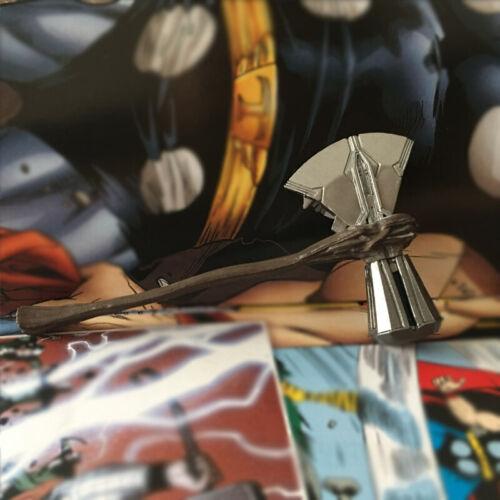 9cm Avengers Endgame Thor Stormbreaker Hammer Weapons PVC fit 6/'/' Action Figures