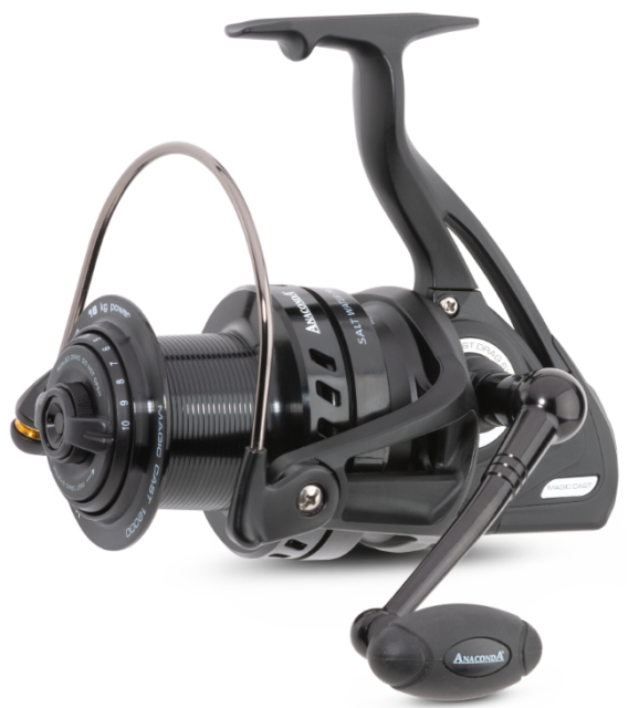 ANACONDA Magic Cast 12000 Weitwurfrolle by TACKLE-DEALS !!!