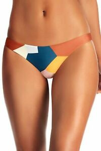 4a1845f0c1 Vitamin A Swimwear Women's Rosie Bikini Bottoms Mezcal Size 8 | eBay