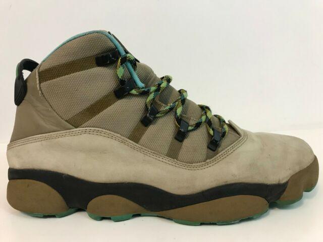 wholesale dealer fc680 63c68 Nike Air Jordan 6 Rings Winterized Men SZ 12 Khaki 414845-204 Fast Shipping  2013