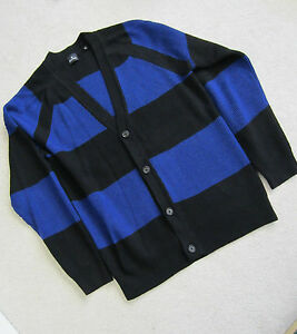 Paul-Smith-PS-Long-sleeved-Button-Cardigan-p2p-20-5-034-size-M