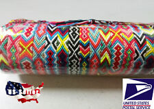 20 PCS (15inches) Handmade Woven Friendship Cords Strand Cuff Bracelet Wristband