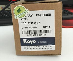 TRD-2T1000BF-Koyo-Rotary-Encoder-New