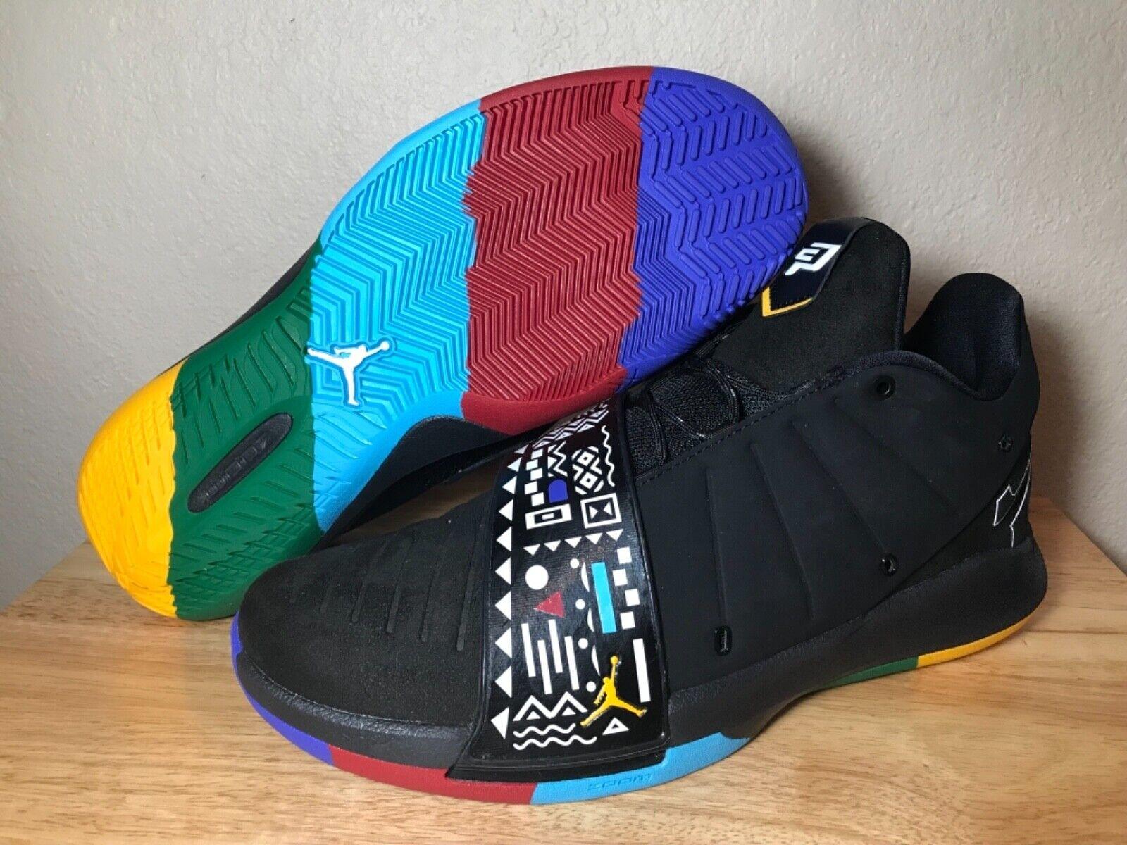 Nike Air Jordan CP3 XI Martin 90's Hit TV Show Tribute Mens SZ 11 New AA1272-007