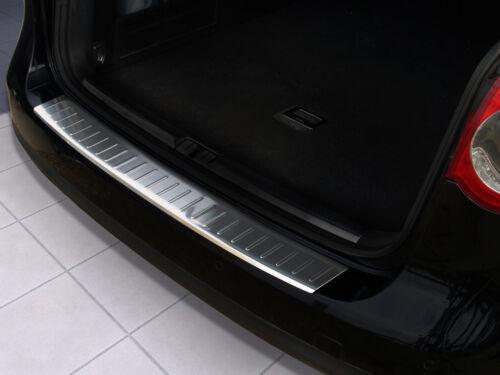 Ladekantenschutz mit Abkantung für VW Passat B6 Variant 2005-2010 Edelstahl