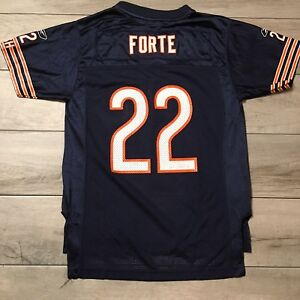 official photos 8a318 95a94 Details about Matt Forte #22 Chicago Bears Jersey NFL Reebok Jersey Youth  Medium