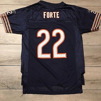 f2a0536b Matt Forte #22 Chicago Bears Jersey NFL Reebok Jersey Youth Medium | eBay