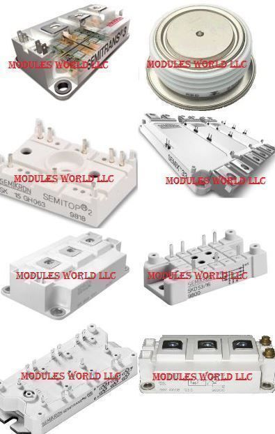 NEW MODULE 1 PIECE IRKD56-12 IRKD5612 IRKD56 12 IR (INTERNATIONAL RECTIFIER) MOD
