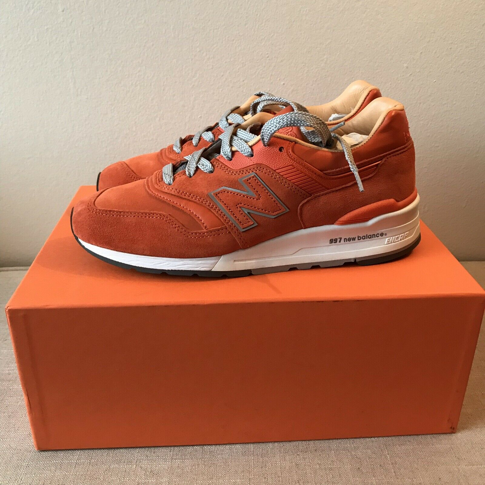 New Balance x Concepts 997 Luxury Goods arancia VNDS VNDS VNDS 10 Kith 1500 998 990 bd0bed