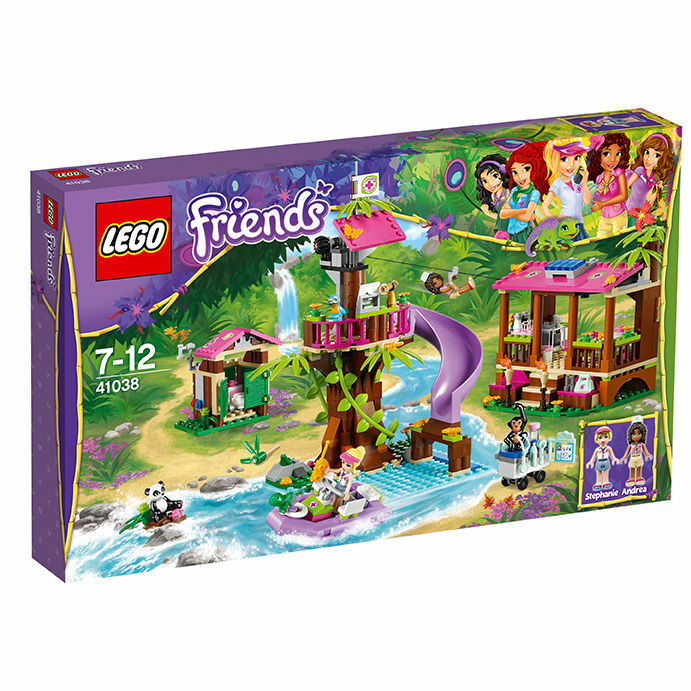 LEGO Friends Grande Jungle Sauvetage de base (41038)