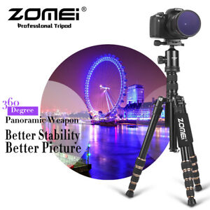 ZOMEI-Z669-Professional-Tripod-Monopod-Ball-Head-for-Travel-Digital-SLR-Camera