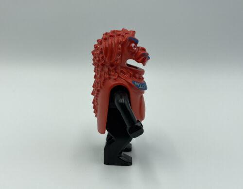 LEGO Animal Lego Jun-Chi Stone Guardian Lion-Dog 7413 Orient Expedition Vintage