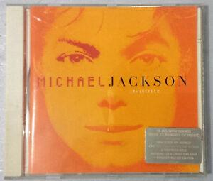 MICHAEL-JACKSON-RARE-CD-034-INVINCIBLE-034-ORANGE-COVER-FUORI-CATALOGO