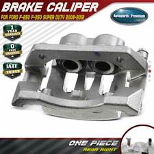A-Premium Brake Caliper with Bracket for Ford F-250 F-350 Super Duty 2005-2012 Front Driver Side