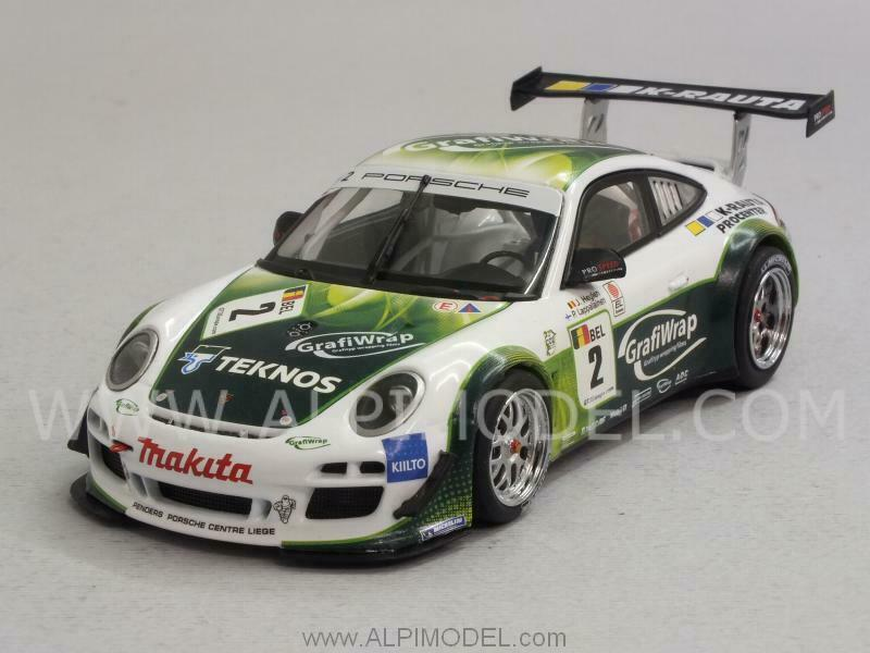Porsche 911 GT3 R Prospeed Competition FIA GT3 Euro 1 43 MINICHAMPS 400118902