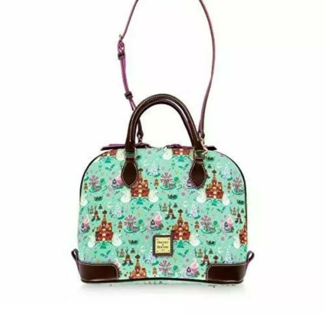 Disney Parks The Nutcracker and the Four Realms Satchel by Dooney & Bourke