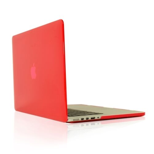 """Red Crystal Hard Case Cover for NEW Macbook Pro 13/"""" A1425 with Retina display"""