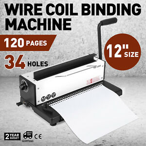 Manual-Wire-Coil-Calendar-Binding-Punching-Machine-34-Holes-Puncher-for-A4-Paper