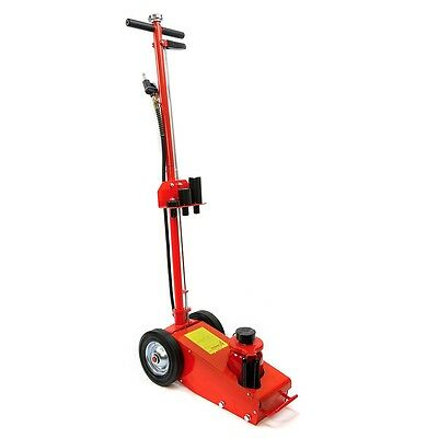 22 Ton Air Hydraulic Floor Jack / Hd Truck Power Lift Auto Truck Repair Jacks HD