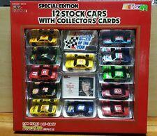 Nascar 1:64 Diecast lot 12 Race Stock car Racing Champions