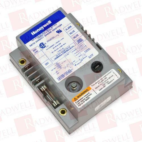USED TESTED CLEANED S87B1016 HONEYWELL S87B-1016