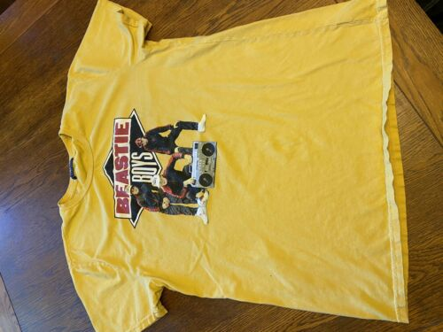 Beastie Boys Graphic Shirt Sz L - image 1