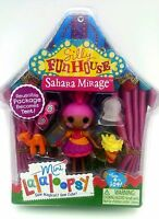 Lalaloopsy Mini Sahara Mirage Silly Fun House Mga Ages 4+