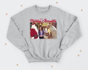 Друзья я праздник броненосец рождественский джемпер свитер смешной эпизод росс