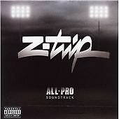 DJ Z-Trip - All-Pro Football 2K8 (Original Game Soundtrack) CD NEW Sealed Decon