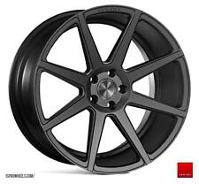 "19"" ISPIRI ISR8 Wheels - Satin Graphite - BMW E60 / E61 / E90 M3 / E92 M3"
