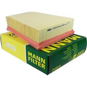 Original-MANN-FILTER-Luftfilter-C-2512-Air-Filter