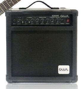 GWL George Washburn Ltd GX25R 25 Watt Guitar Amplifier with EQ
