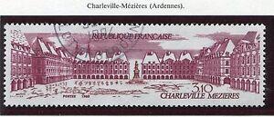 TIMBRE-FRANCE-OBLITERE-N-2288-CHARLEVILLE-MEZIERES-Photo-non-contractuelle