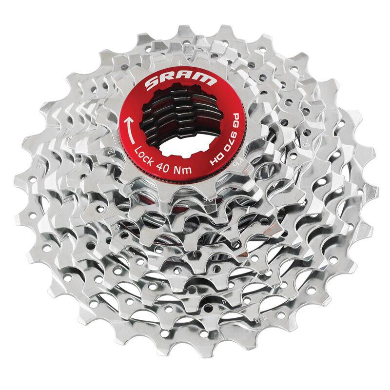 Cycle de vélos vélo sram pg950 pg950 pg950 9 vitesse mtb cassette 11-28t gear roue libre b65bd6