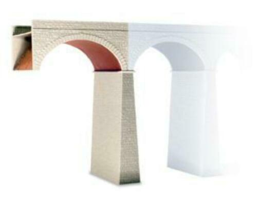 Wills SS81 OO Gauge Viaduct Extension Kit