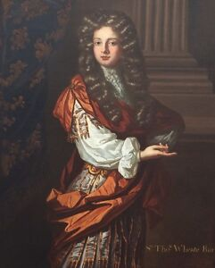 17th-Century-oil-of-Sir-Thomas-Wheate-1st-Baronet-attrib-Mary-Beale