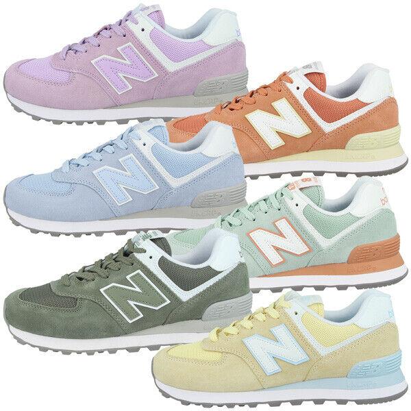 New balance wl574 lo zapatos casual zapatillas deporte zapatillas zapatillas wl574es