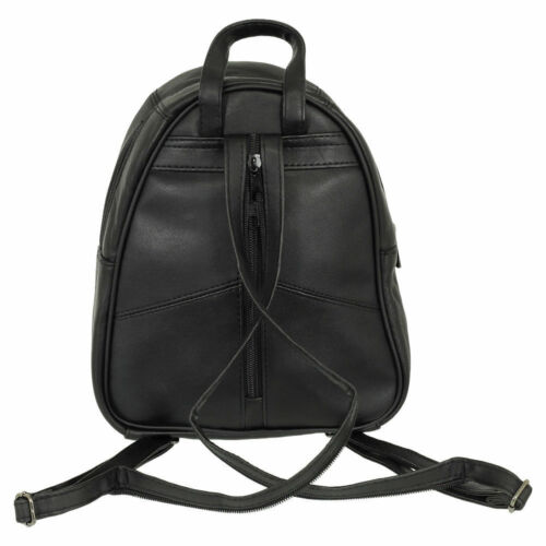 Piccolo in Pelle da Donna Zaino City Zaino Backpack Zaino Tempo Libero Zaino 6600