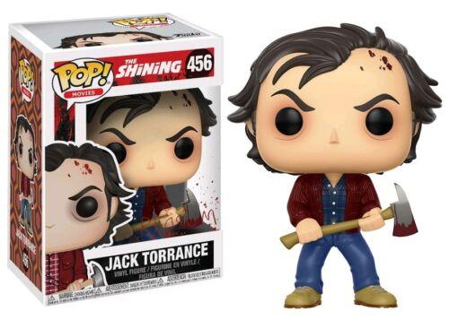 THE SHINING JACK TORRANCE FUNKO POP VINYL FIGURE 456