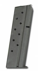 Kimber-8-round-stainless-steel-magazine-full-length-10mm-Model-No-1001706A
