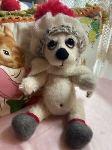 Artist-teddy-bear-OOAK-Bear-BEAUTIFUL-MOHAIR-TEDDY-BEAR-12-034-HANDMADE