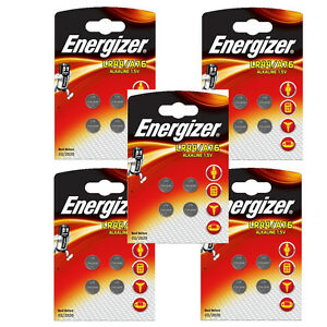 100 x Duracell LR44 V13GA AG13 13GA A76 357 LR1154 Knopfzelle Batterie 50x 2er