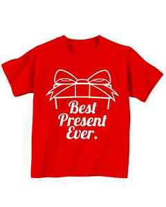 image is loading best present ever toddler tee kids sizes christmas