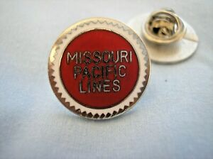 RAILROAD-HAT-PIN-MISSOURI-PACIFIC-LINES
