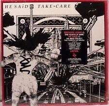He Said Take care (1989) [LP]